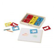 Sabloane Din Lemn Mix - Melissa And Doug