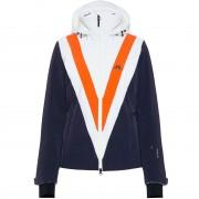 J.Lindeberg Women Jacket WRANGALL juicy orange/navy