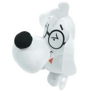 Comic Images Mr. Peabody Doll Plush