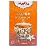 Yogi Tea Licorice 17 påsar