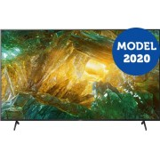 "Televizor LED Sony 216 cm (85"") 85XH8096, Ultra HD 4K, Smart TV, Android TV, WiFi (Negru)"
