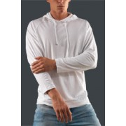 Shirt Hooded LS 809