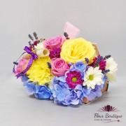 Carte flori cu mesaj CTF028