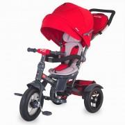 Tricicleta COCCOLLE Giro Plus multifuntionala rosu 337010620