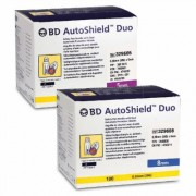 BD Autoshield™ Duo Sicherheits-Pen-Nadeln-5 mm