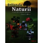 Stiintele Naturii. Caiet de studiu pentru clasa a IV-a