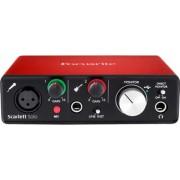 Focusrite Scarlett Solo (2nd Gen) USB Audio Interface, B