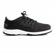 Abeba Water Repellent Trainer Black Size 39 Size: 6