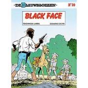 Stripboeken De Blauwbloezen - Black Face 20