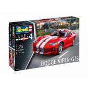 Revell modell szett Dodge Viper GTS autó makett 67040