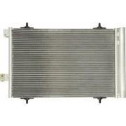 Radiator clima AC cu uscator PEUGEOT 407 508 I 508 SW I 2.0D/2.0DH dupa 2009