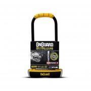 Candado Bicicleta Onguard U Lock 8002 Extra Largo Nivel Seguridad 80