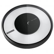 Carregador Rápido Sem-Fios com Luz LED Nillkin Magic Disk 4 - Preto
