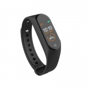 "M4 0.96"" Smart Bracelet Heart Rate Monitor Bluetooth Fitness Tracker Smart Watch"