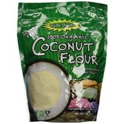 Let's Do Lets Do, Flour Coconut Organic, 16 Ounce
