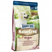 2x15kg Happy Dog Natur 2 x NaturCroq Senior ração