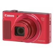 Canon Máquina Fotográfica Compacta SX620 HS (Vermelho - 20 MP - ISO: auto a 3200 - Zoom Ótico: 25x)