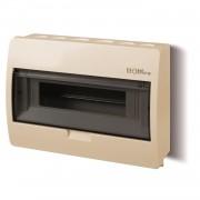 Elektro-Plast Rozdzielnia ELEGANT natynkowa 1x12 krem 303/212 mm