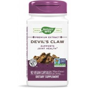 Natures way Devil's Claw Standardized (90 Capsules) - Nature's Way