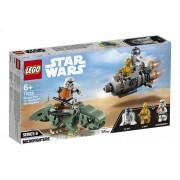 LEGO Star Wars 75228 Escape Pod vs. Dewback Microfighters