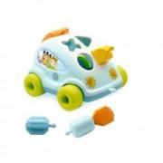 Masina cu forme de sortare SMOBY Cotoons Albastru