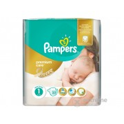 Scutece Pampers Premium Small Pack 1 new baby 22 buc.