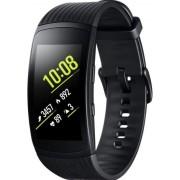 """Bratara Fitness Samsung Gear Fit 2 Pro, Marimea L, 1.5"""" OLED (Negru)"""