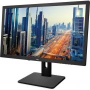 Monitor LED AOC I2275PWQU 21.5 inch 4ms Black