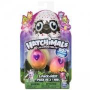 Комплект фигурки Hatchimals, Колекция - сезон 4, 2 яйца с гнездо, различни модели, 872141
