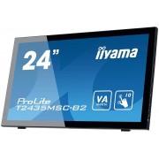 Monitor Iiyama T2435MSC-B2 23.6 inch 6ms Negru