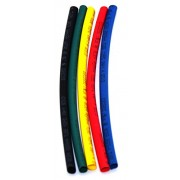 MA High Quality 3mm in 3 Mtr. Black Red Green Yellow Blue Polyolefin Assortment Ratio 2:1 Heat Shrink Tubing Tube Sleeving For Wrap