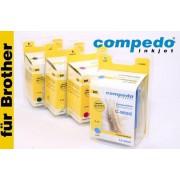 Compedo Printer cartridge Brother LC985M01, magenta