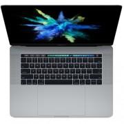 Apple MacBook Pro 15 Touch Bar, Touch ID, Quad-Core i7 2.9GHz, 16GB, 512GB SSD, Radeon Pro 560 w 4GB (тъмносив) (модел 2017)