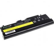 Baterie pentru laptop Lenovo IBM Thinkpad SL410 SL510 T410 T5 , Green Cell , 6600mAh , negru