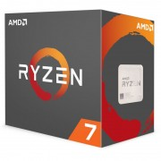 AMD Ryzen 7 Eight Core 1700 3.70GHz (Socket AM4) Processor - Retail