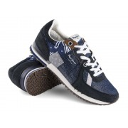 PEPE JEANS Sneakersy Pepe Jeans Tinker Denim