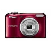 Nikon COOLPIX A10 digitale camera rood