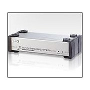 Video Splitter, ATEN VS162, 2x1 DVI-I & Audio
