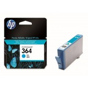 HP 364 Cyan Ink Cartridge (CB318EE)