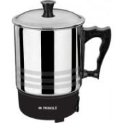 Pringle HM-1202 Electric Kettle(1 L, Stainless Steel & Black)