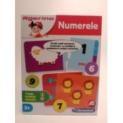 Clementoni joc educativ puzzle Numerele
