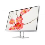 """HP Pavilion 27q PLS LED Backlit Monitor 27"""" Silver/2560x1440/AMD FreeSync/2Y (1HR73AA)"""