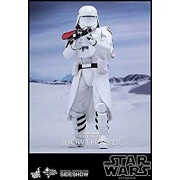 """Hot Toys Star Wars First Order Snowtrooper Officer 1/6 Scale 12"""" Action Figure"""