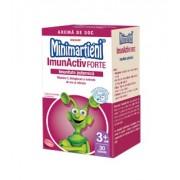 Minimartieni ImunoActivForte, 30 comprimate