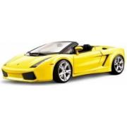Macheta Bburago Lamborghini Gallardo Spyder 1 18