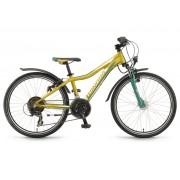 Winora rage 24 21-Sp TX35 - 17/18 Winora lime/green/white matt - City Bikes 32