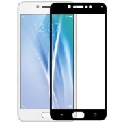 Deltakart Tempered Glass for Oppo F1s - Black