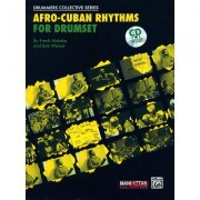 Alfred Music Publishing Afro-Cuban Rhythms f.Drumset