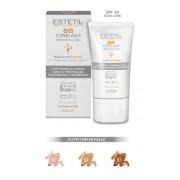 Pool Pharma Estetil High Performance BB Cream Perfezione viso 6in1 spf30 colore 01 (40ml)