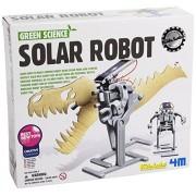 GREEN SCIENCE 4M - Solar Robots